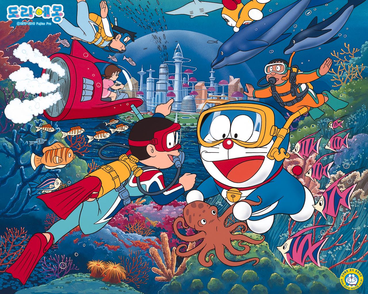 Shizuka Wallpaper 3d Doraemon Im 225 Genes De Doraemon Para Descargar Gratis