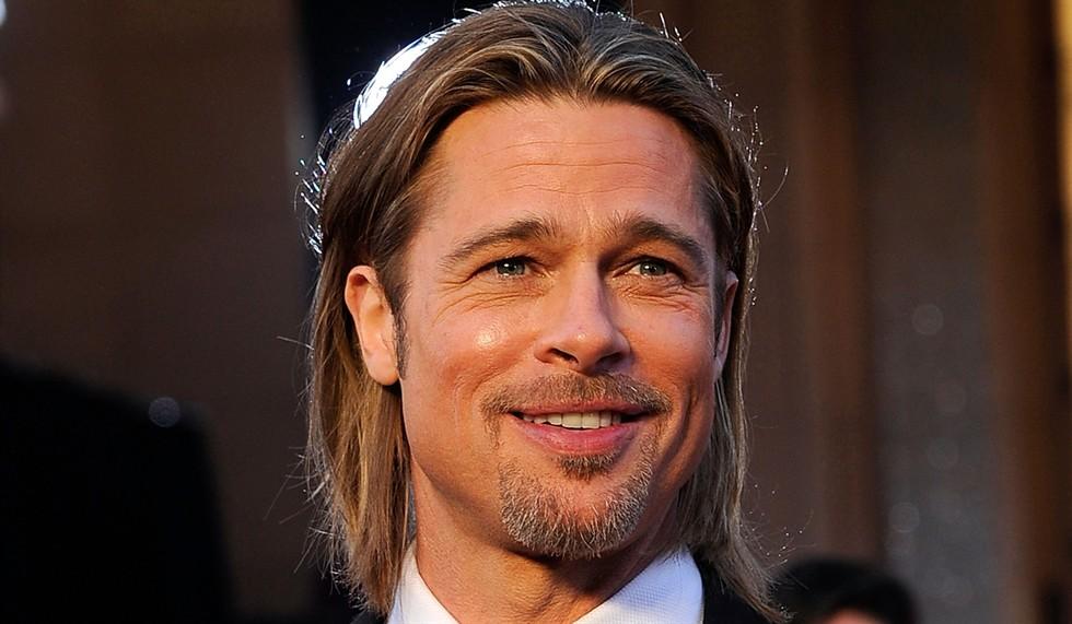 Imgenes Y Fotos De Brad Pitt Para Descargar