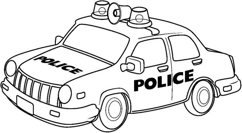 Dibujos de vehiculos, coches y carros para colorear e imprimir