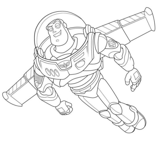 Dibujos Para Colorear Toy Story 2 Mvlc
