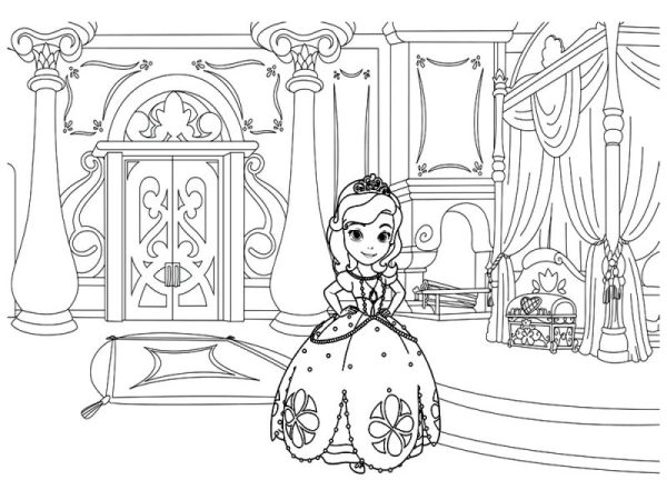 Princesa Amber Para Colorear Princesa Amber Para Imprimir Mvlc