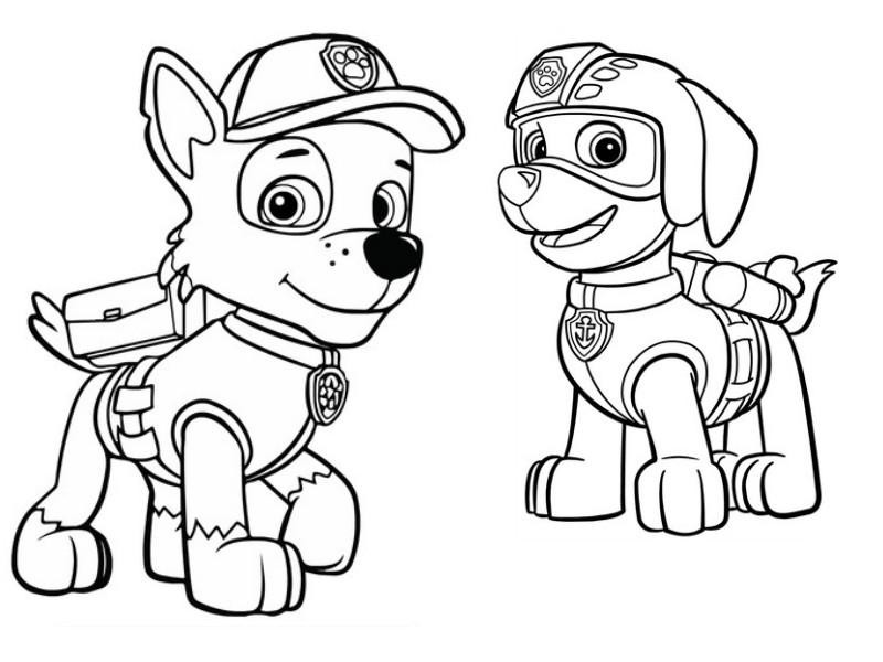 Ver más ideas sobre patrulla canina colorear patrulla canina paw patrol para colorear. Dibujos de La Patrulla Canina para colorear, Paw Patrol