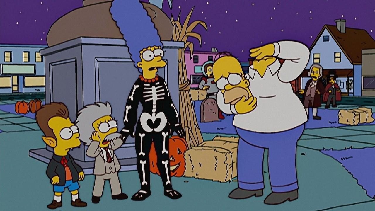 Los Simpson Halloween imgenes the Simpsons Halloween