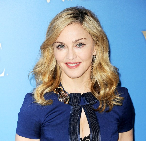 Madonna at Grammys