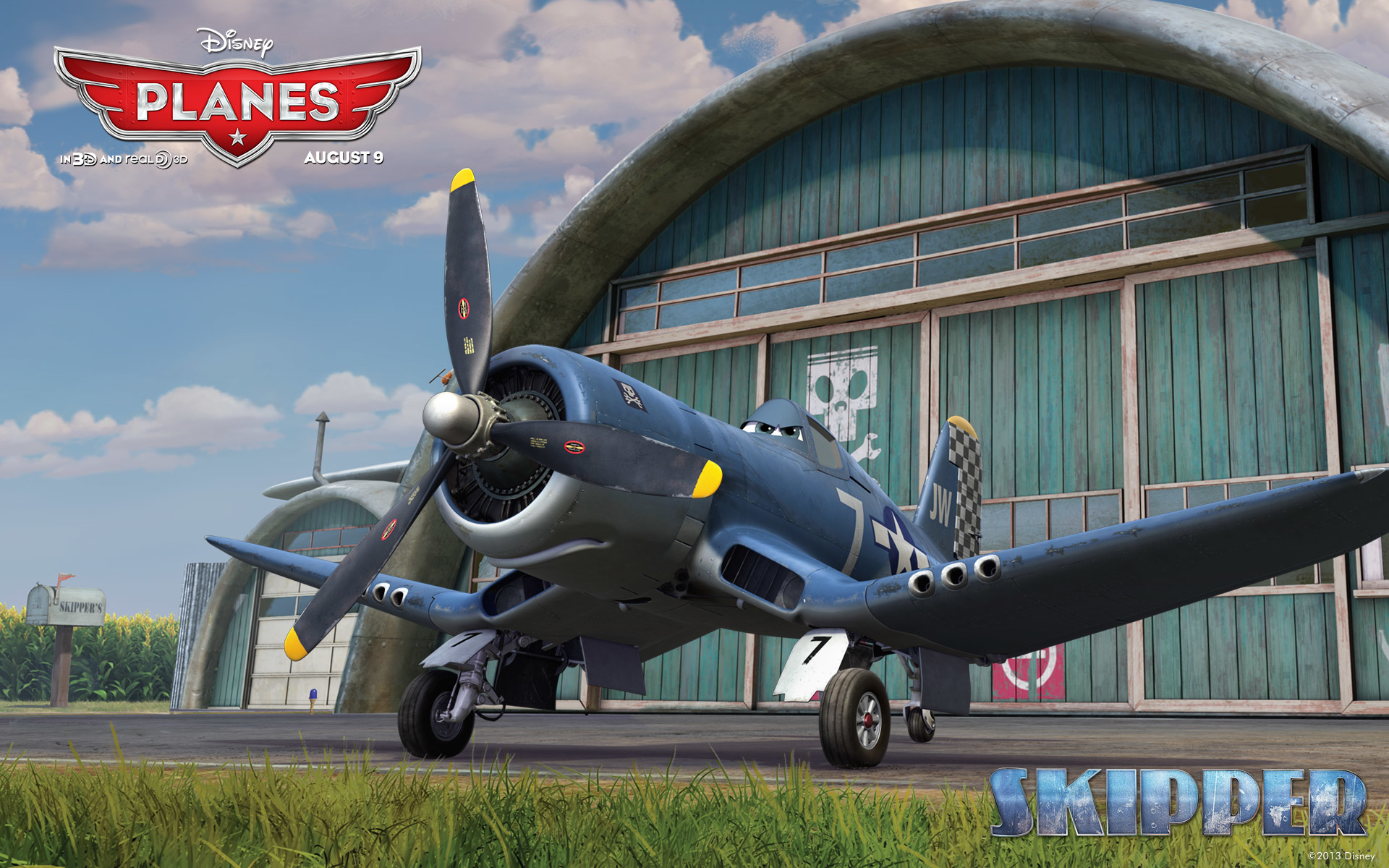 Planes And Cars Wallpaper Fondos De Pantalla De Aviones Disney Pixar Wallpapers