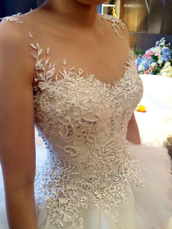 33 Imgenes de Vestidos de Novia bonitos e impresionantes