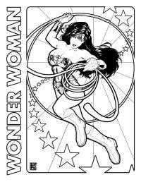 Dibujos De Supergirl Para Colorear
