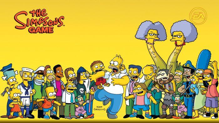 Hd Supreme Wallpaper Iphone X Los Simpson Fondos De Pantalla De Los Simpson Wallpapers