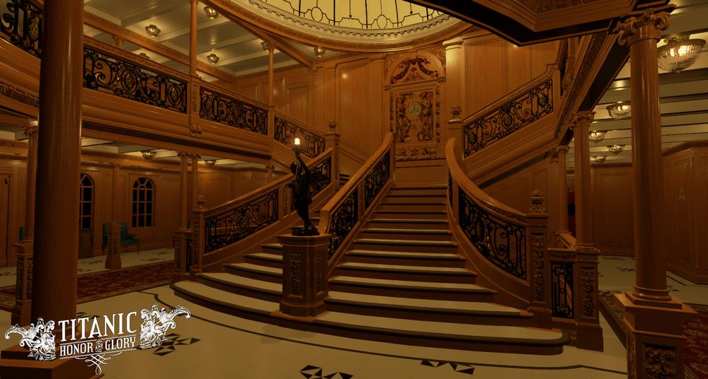 Descargar el Juego de Titanic Honor and Glory para PC Gratis