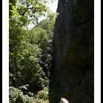 La falaise de Coudène – Aston (Haute-Ariège)