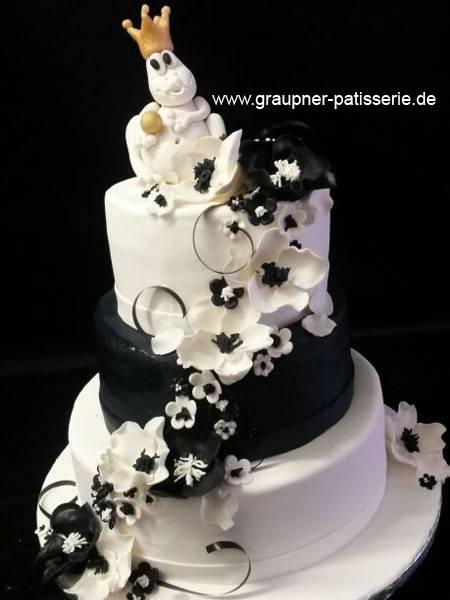 Torte Hochzeit Und Taufe