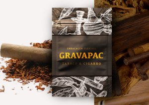 Embalagem Tabaco