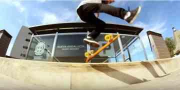 Increíbles trucos con un Penny Skate! Manolo Robles