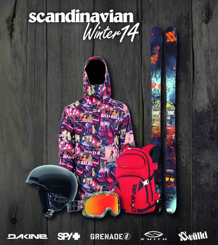 HR scandinavian