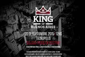 Llega el DC KING OF BUENOS AIRES 2015