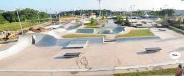 El skatepark más grande de EE.UU