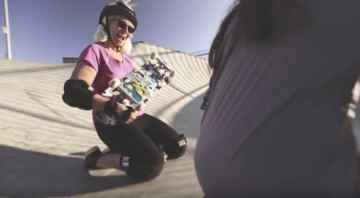 madres skaters