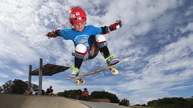 quincy skate
