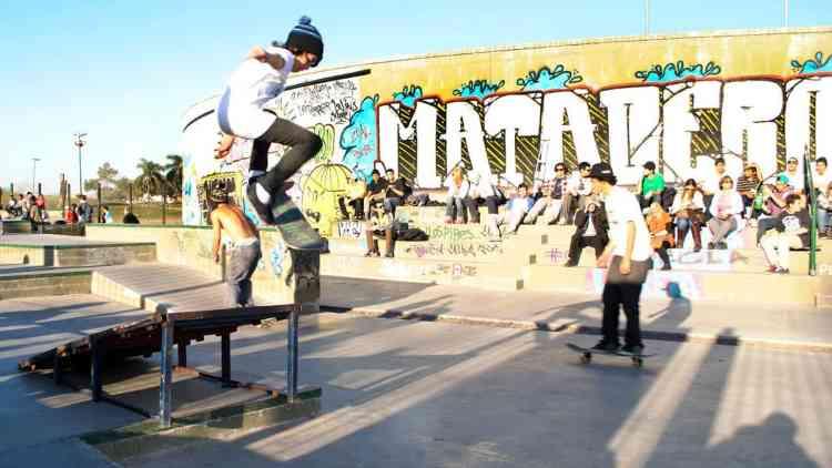 Skatepark Mataderos