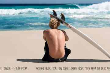 La nueva canción de Jack Johnson para la película de John John Florence