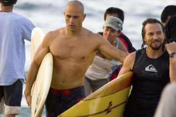 Eddie Vedder un amante del surf