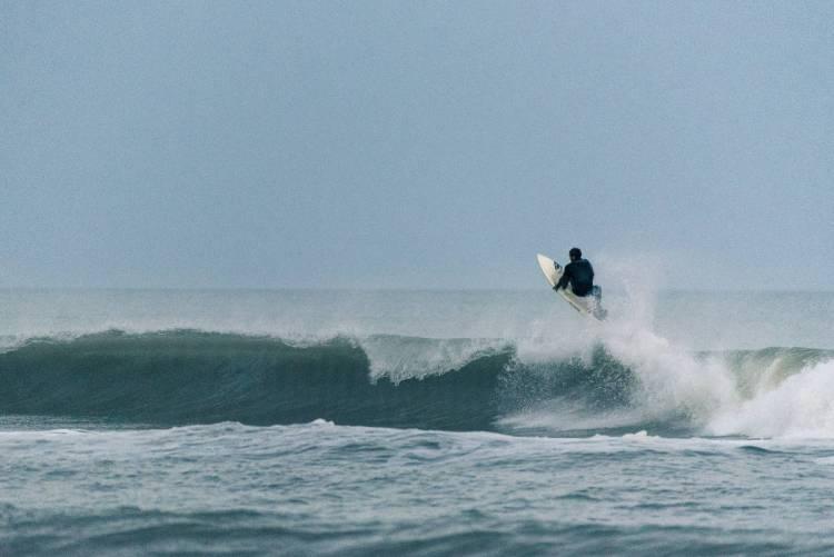 1 Frankie vuela con doble grab, Claromecó - Foto de @betoviedo