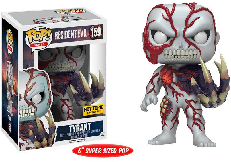 Funko Pop! Games #159 Resident Evil Tyrant [6-Inch]