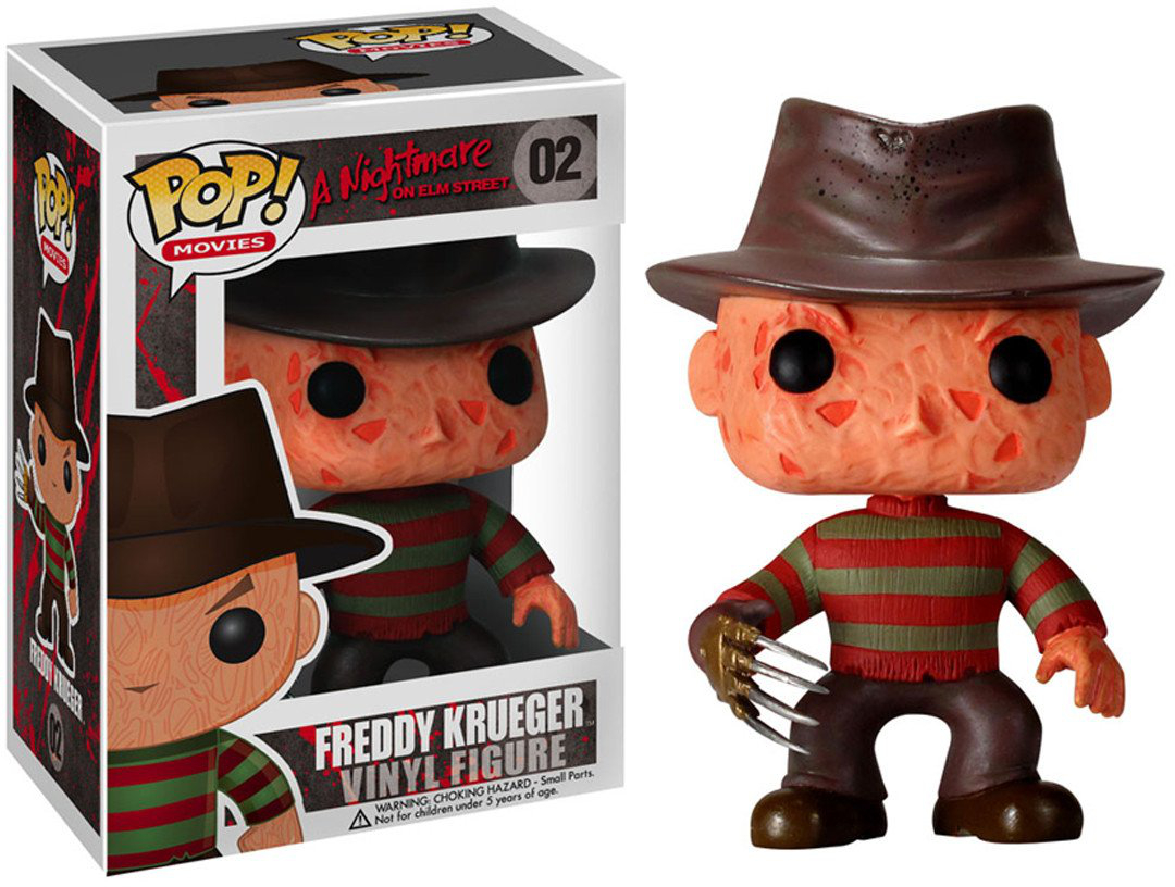 Funko Pop! Movies #02 A Nightmare on Elm Street Freddy Krueger