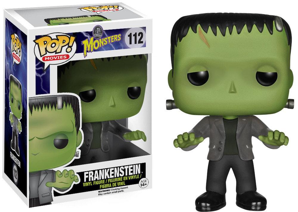 Funko Pop! Movies #112 Universal Monsters Frankenstein