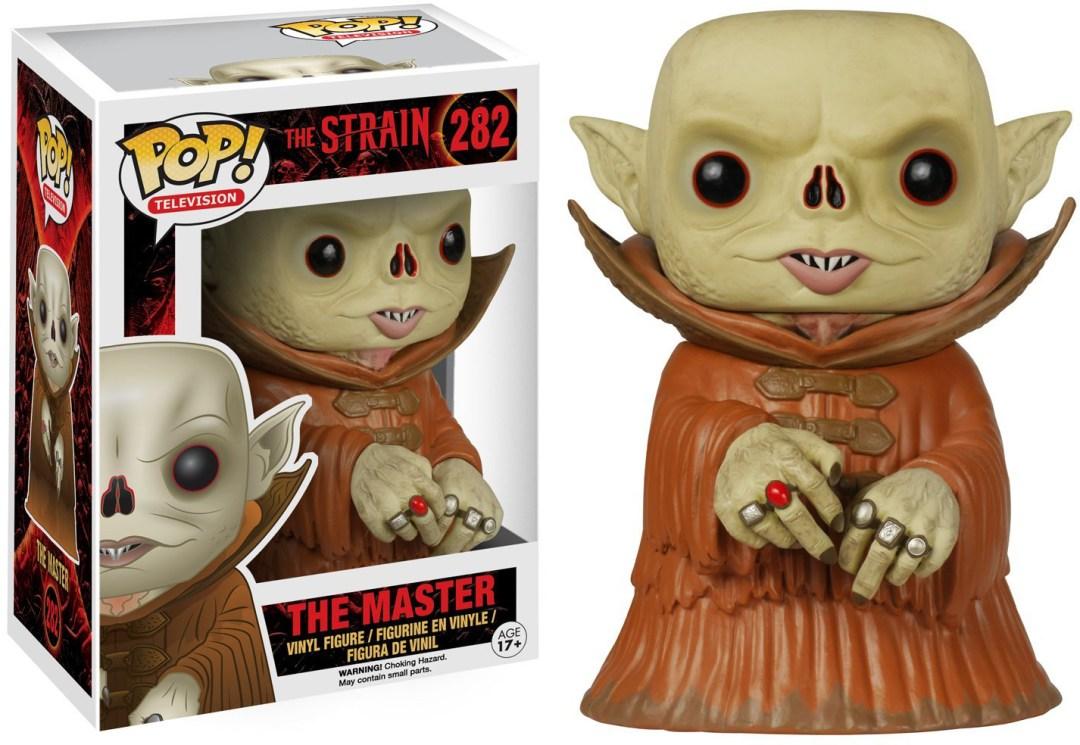 Funko Pop! Television #282 The Strain The Master