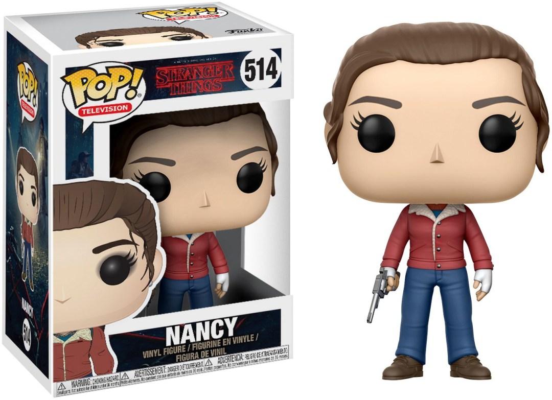 Funko Pop! Television #514 Stranger Things Nancy