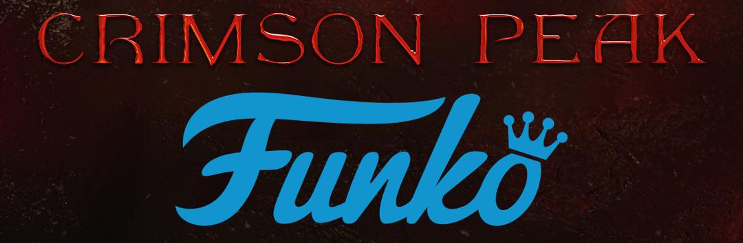 Every Crimson Peak Funko Pop!