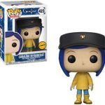 Funko Pop! Movies #423 Coraline Coraline In Raincoat [with Hat]