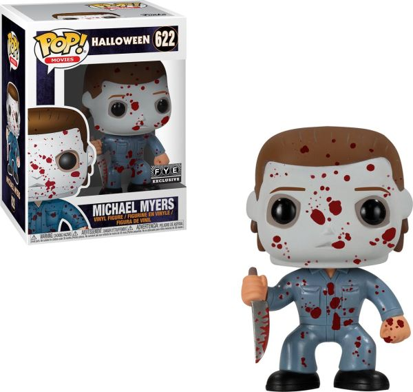 Funko Pop! Movies #622 Halloween Michael Myers [Bloody]