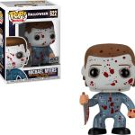 Funko Pop! Movies #622 Halloween Michael Myers [Bloody]