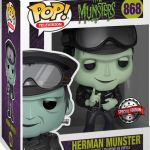 Funko Pop! Television #868 The Munsters Herman Munster