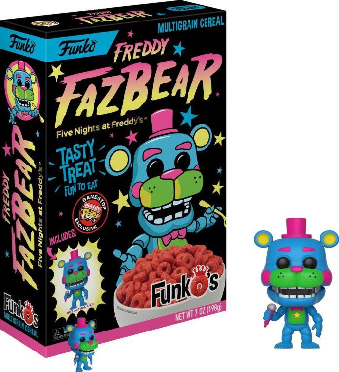 Funko Reveals 'Elvira' & 'Five Nights At Freddy's' FunkO's
