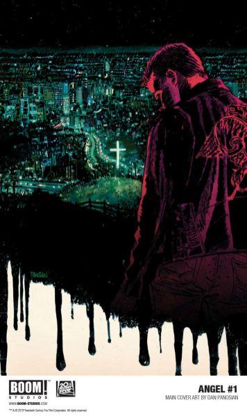 Cover by Dan Panosian