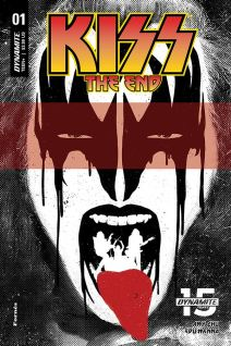Cover by Jorge Fornes