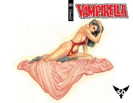 Cover A by Frank Cho