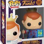 Funko Pop SE Freddy Funko As Chucky [Bloody]
