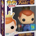 Funko Pop SE Freddy Funko As Chucky