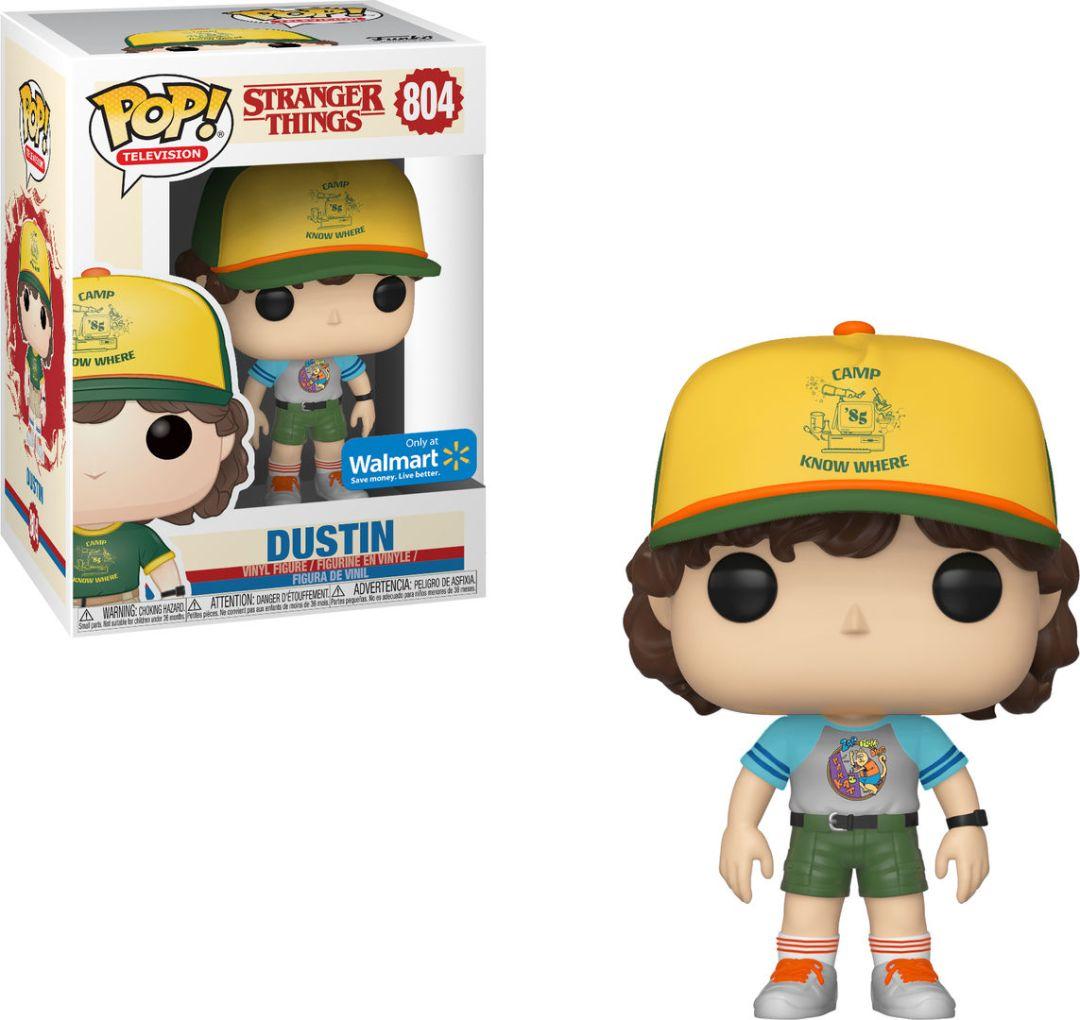 Funko Pop! Television #804 Stranger Things Dustin [Arcade T-Shirt]