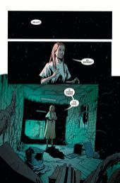 Dark Horse Comics Stranger Things: Six issue #2 preview page 1