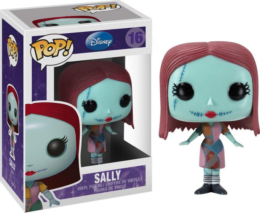 Funko Pop! Disney #16 The Nightmare Before Christmas Sally