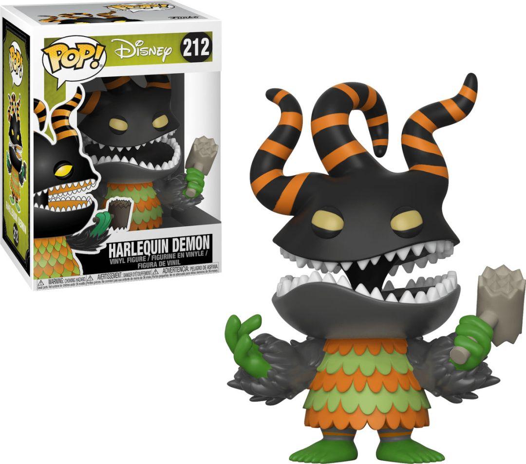 Funko Pop! Disney #212 The Nightmare Before Christmas Harlequin Demon