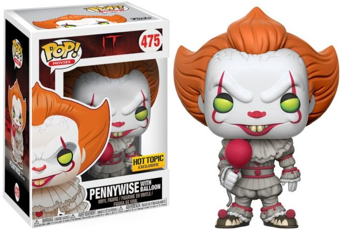 Funko Pop! Movies #475 IT Pennywise with Balloon