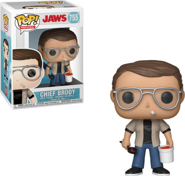 Funko Pop! Movies #755 Jaws Chief Brody