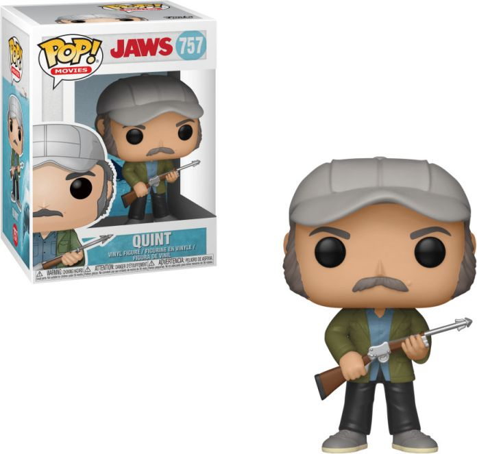 Funko Pop! Movies #757 Jaws Quint
