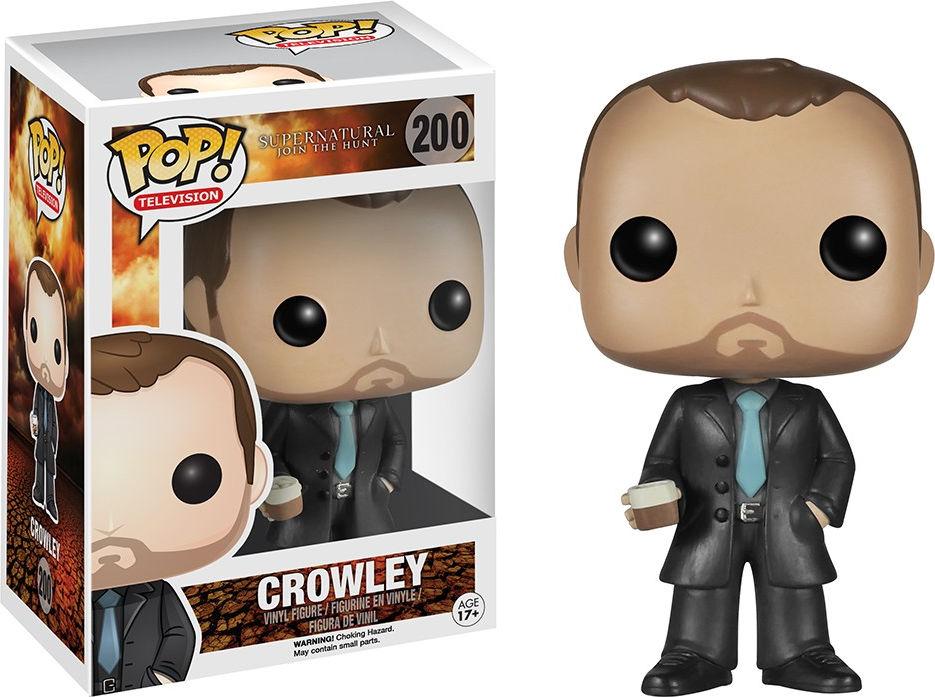 Funko Pop! Television #200 Supernatural Crowley